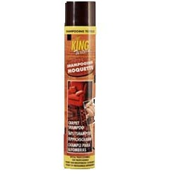 AEROSOL NET. MOQUETTE KING 750ML