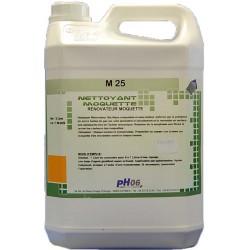 M Pro 25 nettoyant rénovateur moquette 5L
