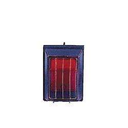 Interrupteur marche-arrêt lumineux rouge