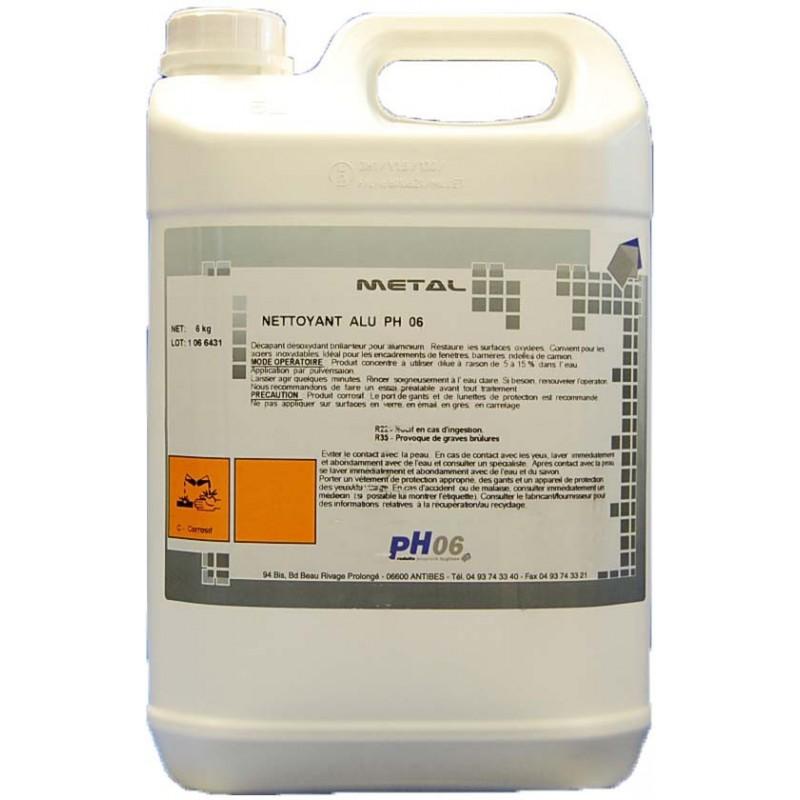 Nettoyant aluminium PH06 5L