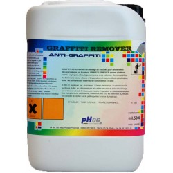 Grafisolv anti-graffiti 5L