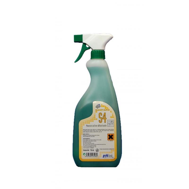 S4 750 ml détartrant sanitaire