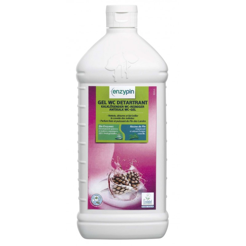 GEL DETARTRANT WC ECOLABEL 1L