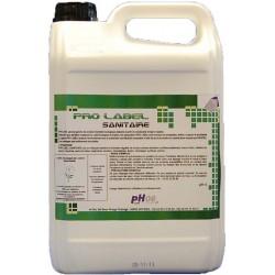 Pro Label sanitaire 5L