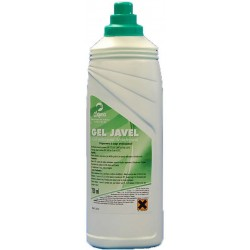 Gel javel CleanTech 1L