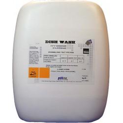 Dish Wash liquide lave vaisselle eau dure machine industrielle 12kg