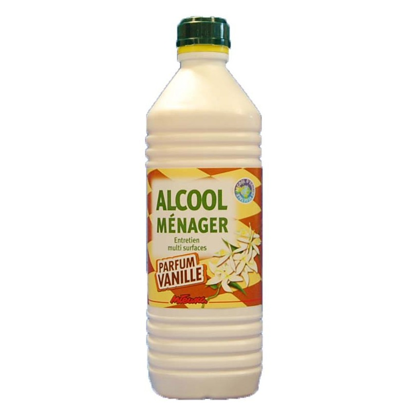 ALCOOL MENAGER 1L VANILLE