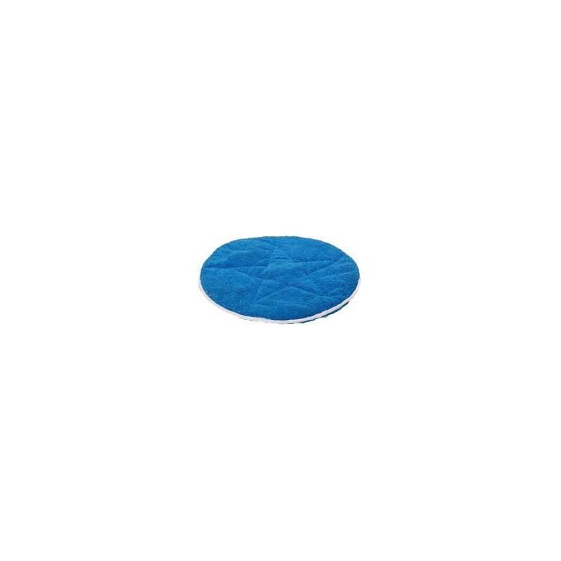 DISQUE MICROFIBRE BLEU DOUBLE D.432