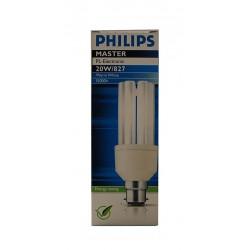 Lampe fluo eco b22 20w