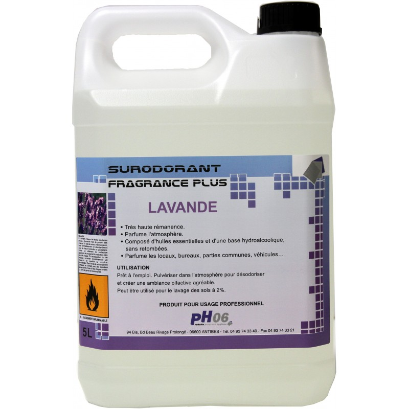 FRAGRANCE PLUS LAVANDE 5L