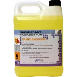 Fragrance Plus pamplemousse parfum d'ambiance très rémanent 5L
