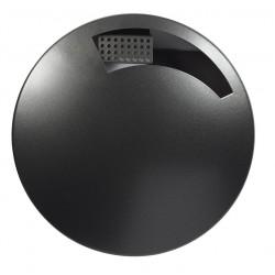 Cendrier mural disco étouffoir gris manganése 1.5L
