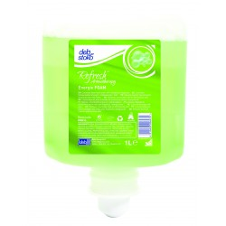 SAVON MOUSSE DEB REFRESH ORIGINAL CARTOUCHE 1L