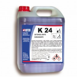K24 nettoyant dégraissant solvanté 5L