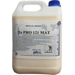 Te Pro 121 Mat traitement ulta résistant thermo et sols durs 5L