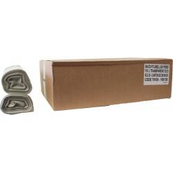 Sacs poubelles 110L transparent (x200)