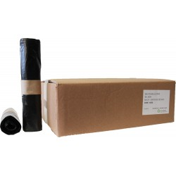 Sacs poubelles 30L noir (x500)