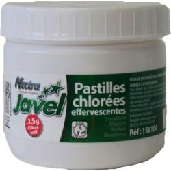 Pastille de chlore 500g 1.5g de chlore actif