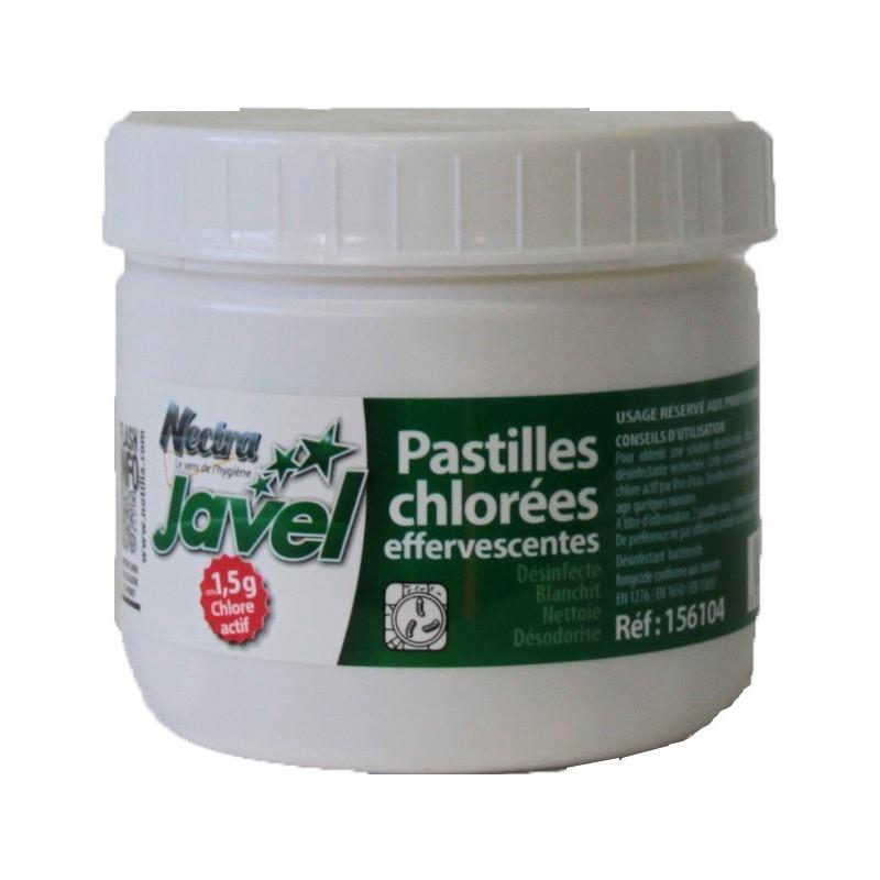 PASTILLES DE CHLORE 500GRS