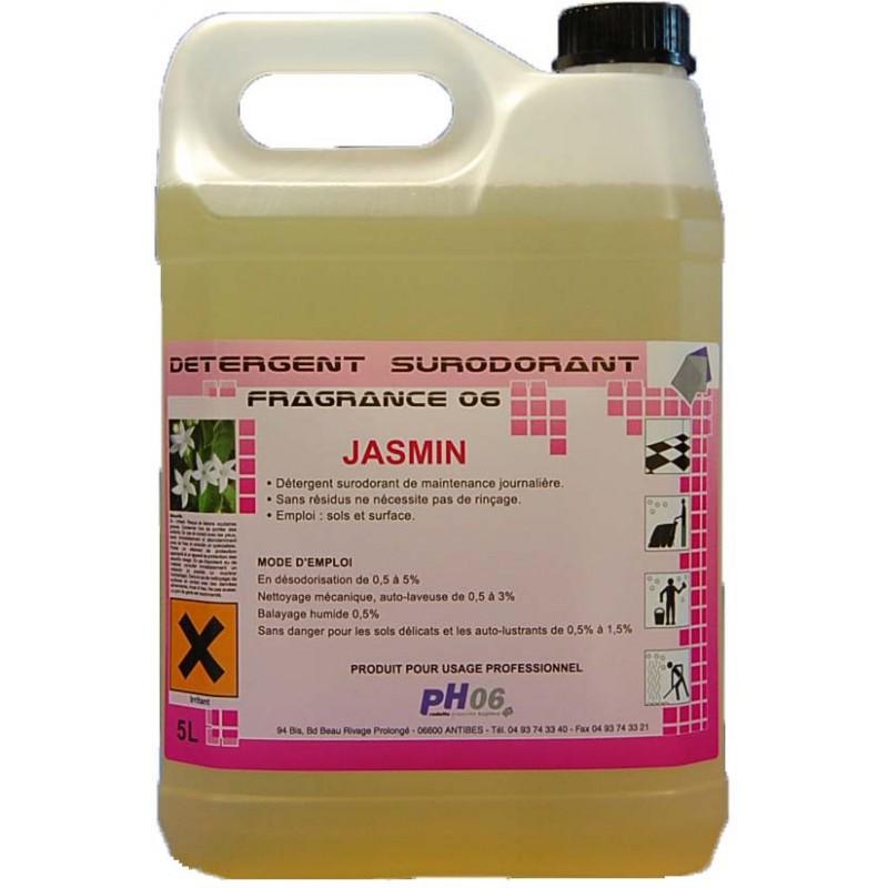 Fragrance 06 jasmin détergent surodorant 5L