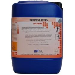 Detacid désincrustant sols puissant 5L