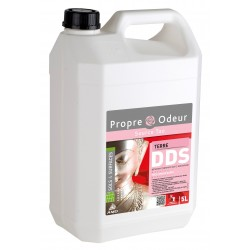 DDS Terre Détergent surodorant bactéricide 5L