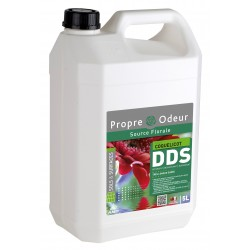 DDS Coquelicot Détergent surodorant bactéricide 5L