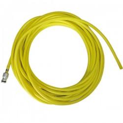 Flexible complet jaune hiflo Unger 25m