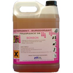 Fragrance 06 bonbon détergent surodorant 5L