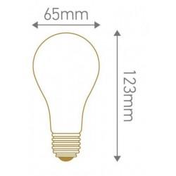 Ampoule standard A65 LED 330° 12 Watt