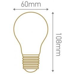 Ampoule standard A60 Eco 57 Watt