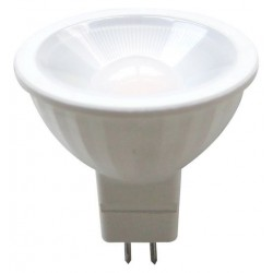 Lampe spot GU5.3 led 100° 2700k 12v 5w 50mm