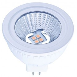 Lampe spot GU10 led 70° 2700k 220v 5w 50mm dimmable