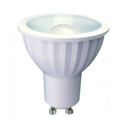 Lampe spot GU10 led 100° 7W 2700k 220v 50mm