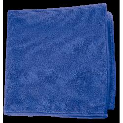 Microfibre tissée PH06 basic bleu 38 x 38