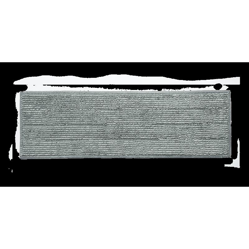 Frange de lavage microfibre classic fine velcro grise 40cm
