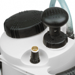 Pulvérisateur laser industriel 8L joints EPDM