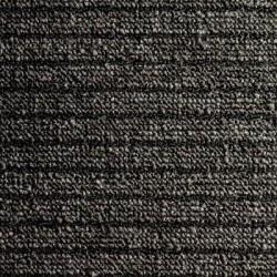 Tapis nomad aqua 45 noir 1.20x1.80