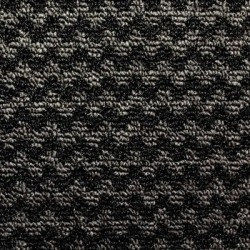 Tapis nomad aqua 65 noir 2.00x3.00 Rouleau