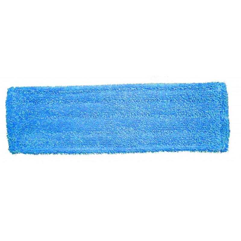 Frange lavage microfibre trapéze superglisse bleu 40cm