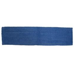 Frange lavage microfibre trapèze superglisse bleu 60cm
