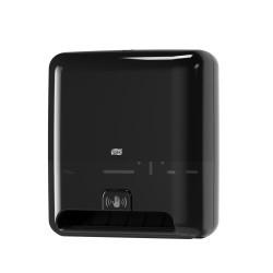 Distributeur essuie-mains Tork Matic intuition noir ABS