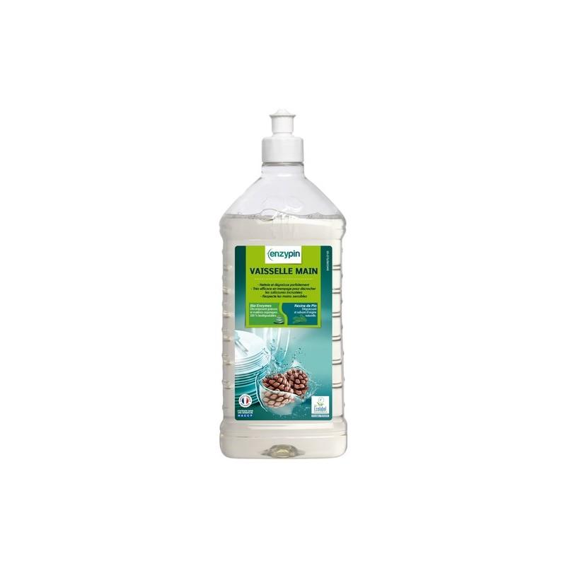 Enzypin liquide vaisselle mains 1L