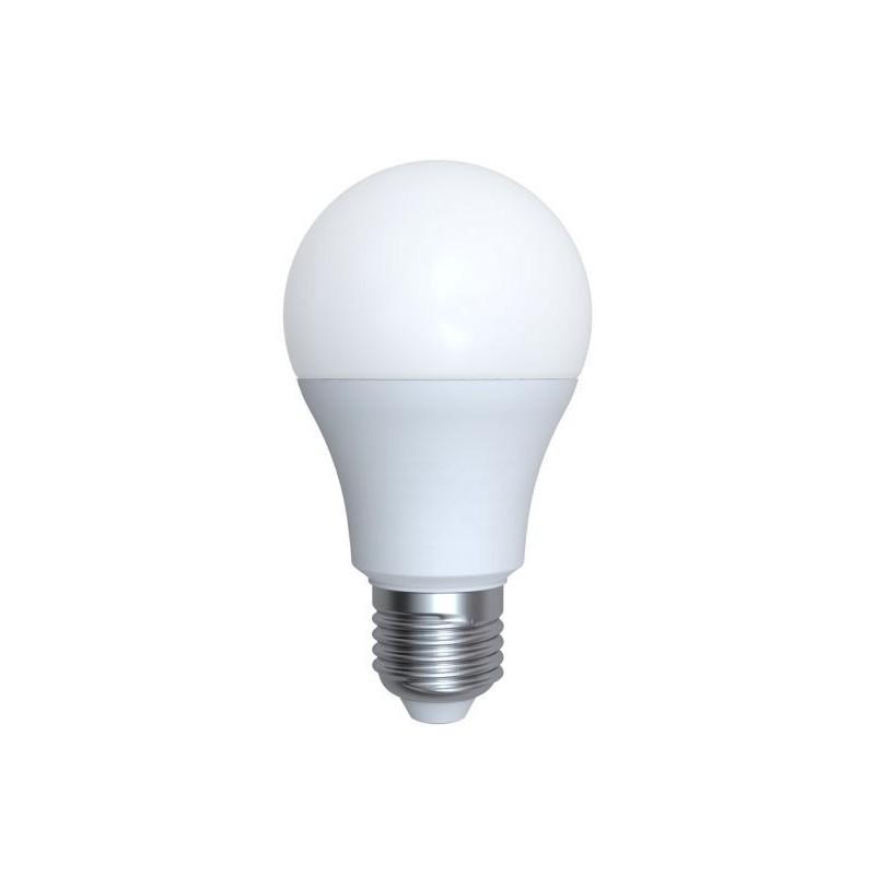 Ampoule standard led ecowatt E27 9w 240v 2700k