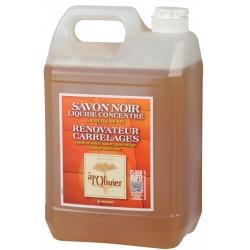 Savon à l'huile de lin 5L