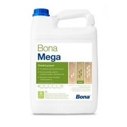 Mega satiné Bona vitrificateur monocomposant en phase aqueuse 5L