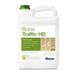 Traffic HD satiné Bona vitrificateur bi-composant en phase aqueuse 5L