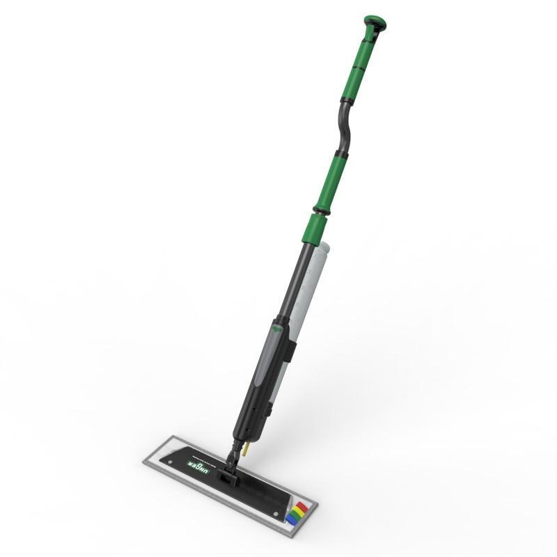 Ergo clean Pro Unger kit de nettoyage des sols mop velcro 1000 ml
