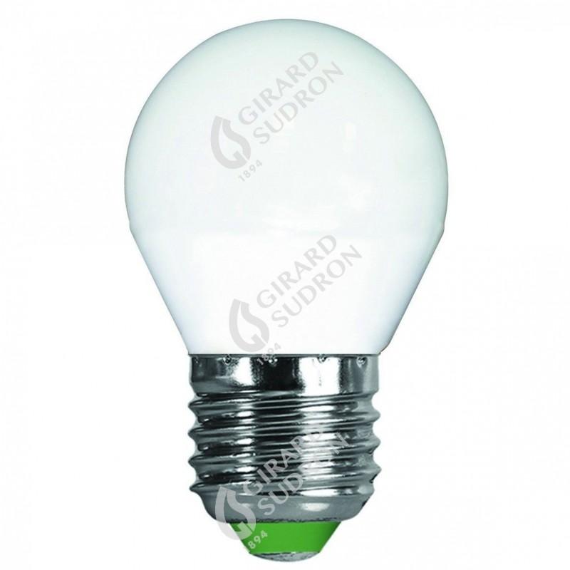 Lampe sphérique led 330° e27 5w 4000k