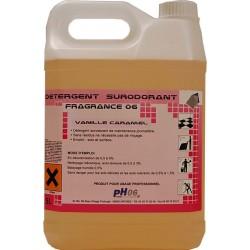 Fragrance 06 vanille-caramel détergent surodorant 5L